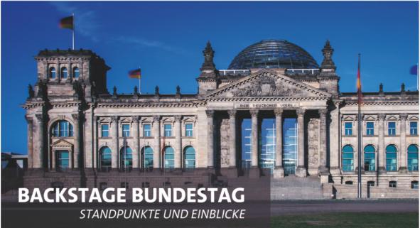 Backstage Bundestag (Quelle: Sebastian Krahnert, 123rf.com)
